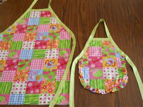 youtube apron pattern how to make aprons without pattern youtube