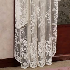 Scottish Lace Curtains Fiona Scottish Lace Window Treatment