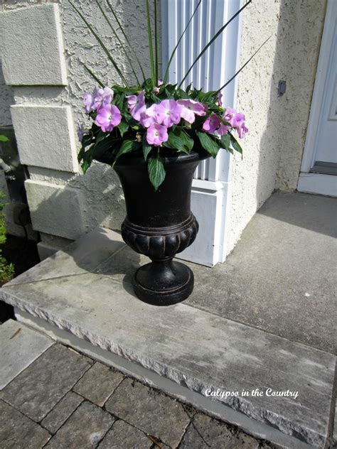 spring front porch easy updates    guests
