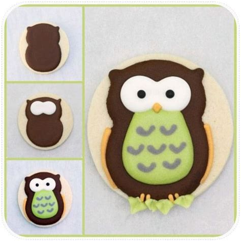 Owl Icing Decorations by 17 Best Images About Woodsy Themed On