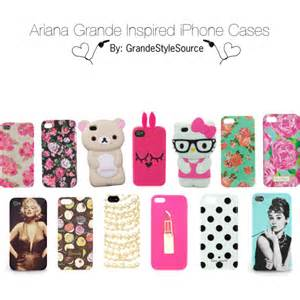 Lilly Pulitzer Bedroom ariana grande inspired iphone cases polyvore