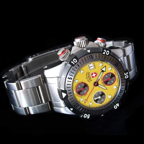 Swiss Army Patriot Chain Silver White top 5 divers page 8