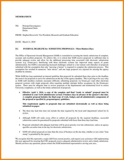 5 Unsolicited Proposal Exle Free Invoice Letter Unsolicited Template