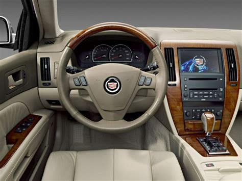 cadillac jeep interior 2005 cadillac sts pictures history value research news