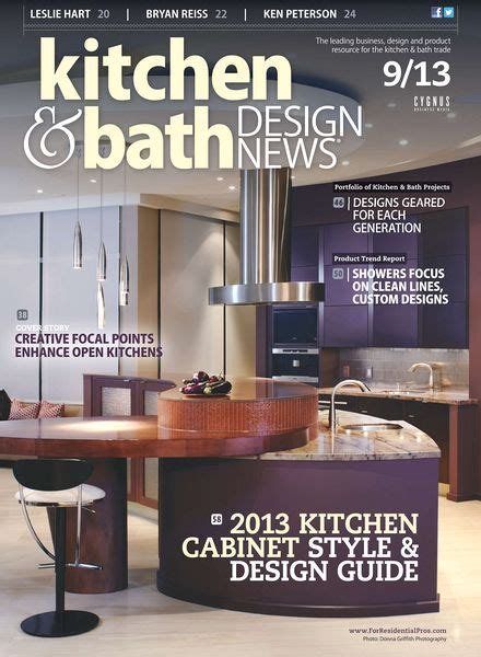 kitchen and bath design news download kitchen bath design news september 2013 pdf