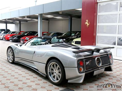 old pagani 100 pagani first pagani huayra could cost 2 6m