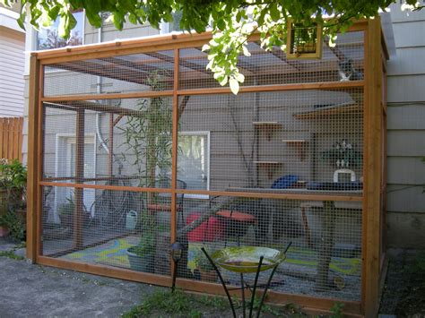 backyard cat enclosure 10 amazing catios that ll make your cat love you forever