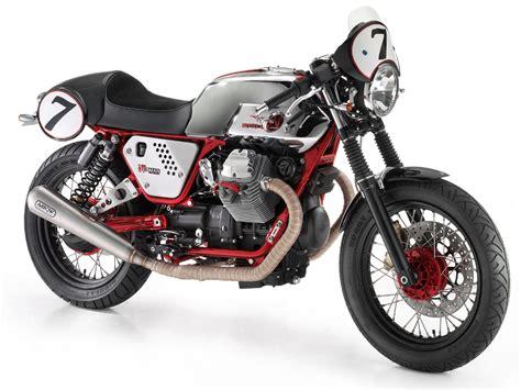 Moto Guzzi V7 by Moto Guzzi V7 Endurance Racer Kit Return Of The Cafe Racers