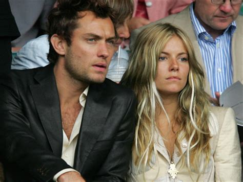 sienna miller, jude law split up again « cbs los angeles