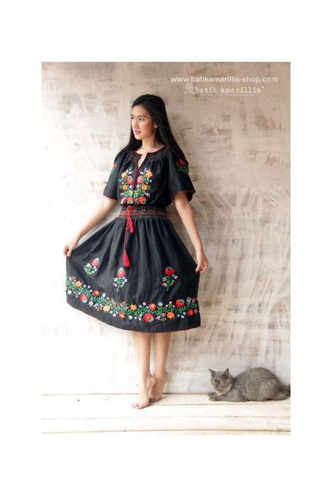 Dress Batik Minispan By Batik M23 dresses