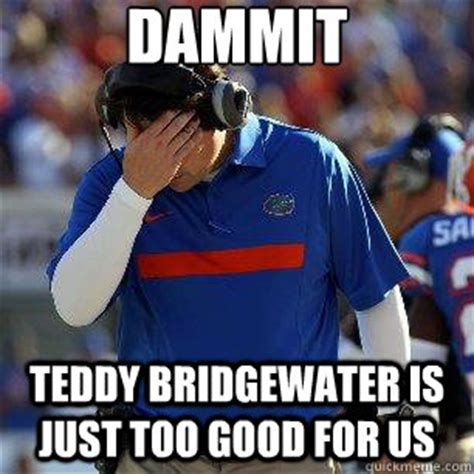 Teddy Bridgewater Memes - teddy bridgewater blowout cards forums