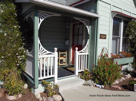 Front Porch Trim small porch designs can appeal