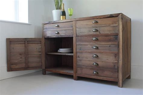 Pine Storage Cabinet Rustic Pine Storage Cabinet By Out There Interiors Notonthehighstreet