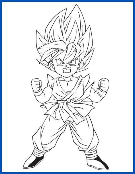imagenes para colorear a dragon ball z geniales dibujos de dragon ball z para copiar dibujos de