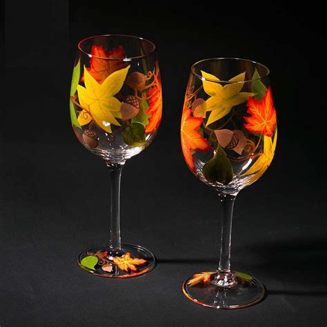 Wholesale Home Decor Suppliers China funky wine glasses hand painting wine glasses and