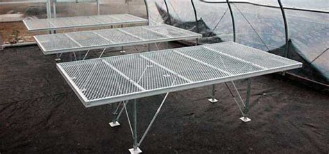 aluminum greenhouse benches aluminum greenhouse benches 28 images greenhouse standing aluminum white garden