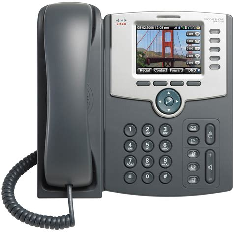 mycleverphone voip phone system for your business cisco spa525g2 5 line ip phone