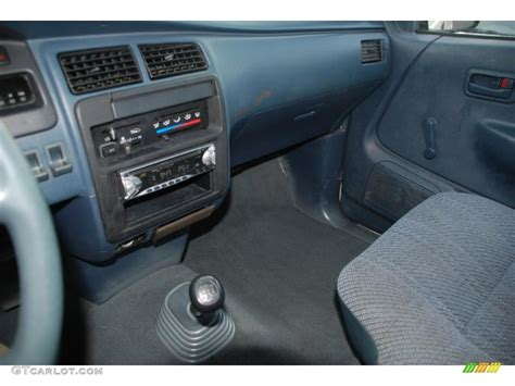 T100 Interior by Blue Interior 1996 Toyota T100 Truck Regular Cab Photo 42841474 Gtcarlot