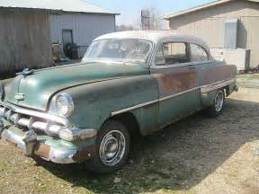 1954 Chevrolet For Sale 1954 Chevrolet Bel Air For Sale Dyersburg Tennessee