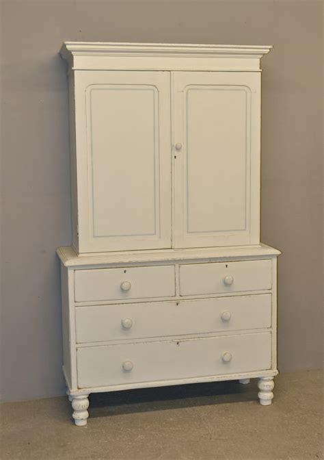Pine Linen Cupboard painted pine linen cupboard m2525 antiques atlas