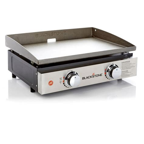 table top gas griddle 22 tabletop griddle with stainless steel front plate
