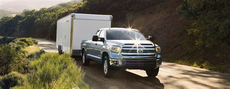 How Much Can A Toyota Tundra Tow How Much Will The 2016 Toyota Tundra Tow