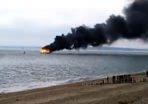 boat engine blows up luxurious 163 269 000 yacht blows up and sinks just 15