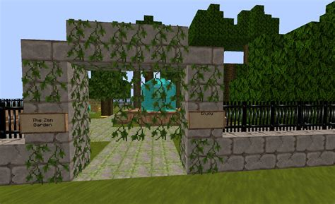 Minecraft Garden Ideas How To Improve Your Minecraft Garden Minecraft Garden Minecraft Gardens And Minecraft