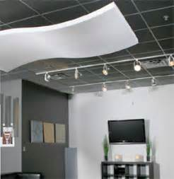 Acoustical Drapes Black Acoustic Ceiling 171 Ceiling Systems