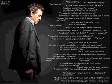 house md quotes funny house md quotes quotesgram