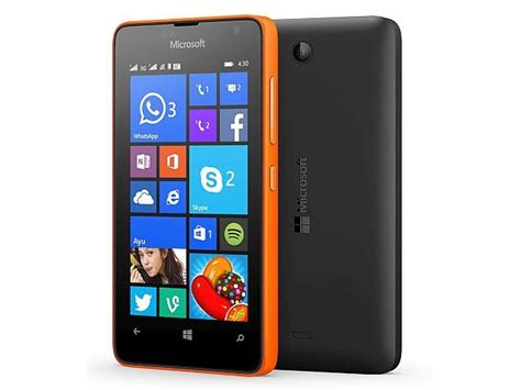Microsoft Lumia 430 Dual Sim microsoft lumia 430 dual sim price specifications features comparison