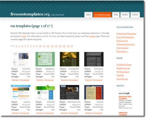 Css Joomla Wordpress Template Template Indir Freecsstemplates Org Templates