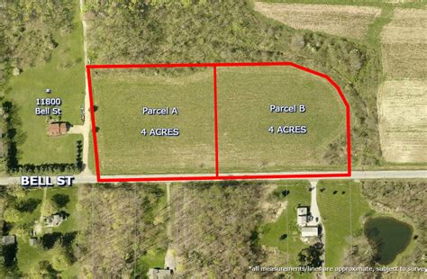 acre land 4 acre lot on bell street sold js english company