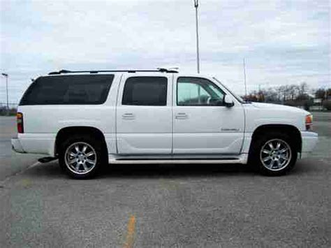 automobile air conditioning repair 2001 gmc yukon electronic valve timing buy used 2001 gmc yukon xl denali in brooklyn new york united states for us 6 500 00