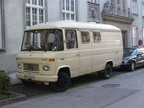 Wohnmobil mercedes benz 608