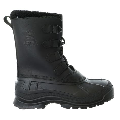 snow boot kamik alborg winter snow boot shoe mens ebay