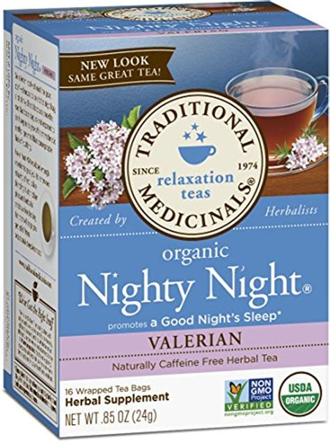 Traditional Medicinals Everyday Detox Tea Side Effects by Best Sleep Aids That Work To Help You Sleep Better