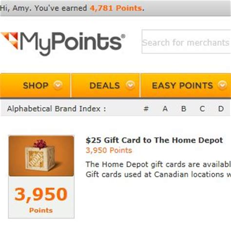 My Points Gift Cards - mypoints archives who said nothing in life is free