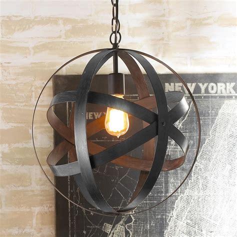 Metal Strap Globe Lantern Small Outdoor Hanging Lights Outdoor Hanging Globe Lights