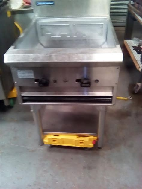 gas ls for sale secondhand catering equipment char grills blue seal