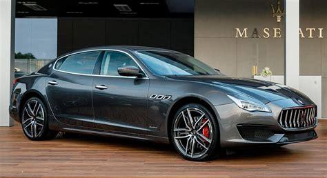 Maserati Quattroporte Gts 2019 by 2019 Maserati Quattroporte And Levante Get New Engine In