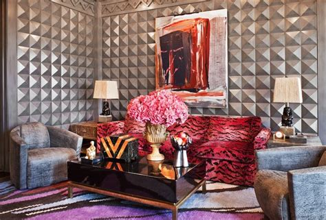texture in interior design 2017 ad100 interior design tips by kelly wearstler los