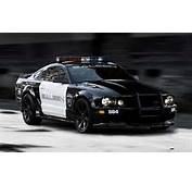 Barricade Or The 2007 Ford Mustang Saleen S281 Extreme From