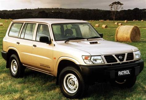 nissan 1997 engine used nissan patrol review 1997 2001 carsguide