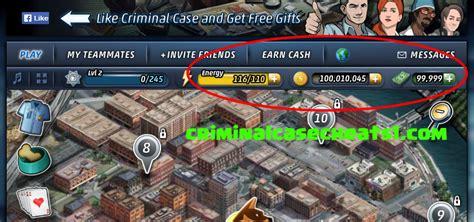 download game criminal case mod cheat criminal case cheats hacks get unlimited cash coins energy