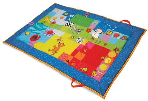 Toddler Mats by Taf Toys Touch Mat Baby Toddler Developmental Learning