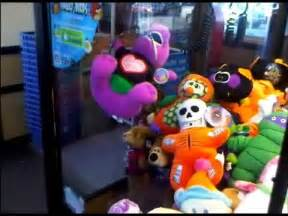 Barney Backyard Gang Doll Barney And Buttercup Claw Wins Youtube