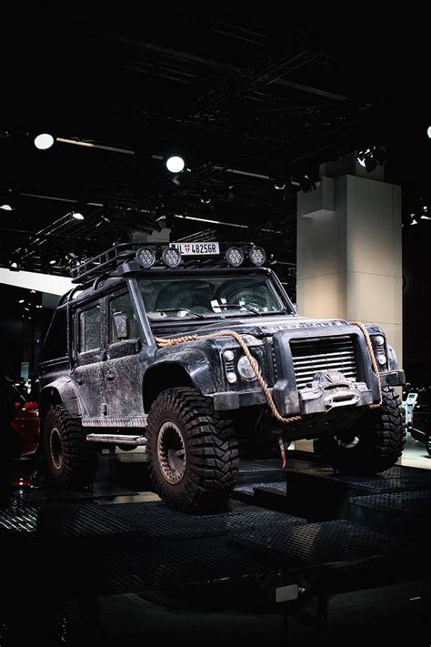land rover truck james bond 113 best images about landrover defender on pinterest