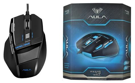 Aula Gaming Mouse Killing The Soul Si 928 aula killing the soul si 928 gaming mi紂 periferija