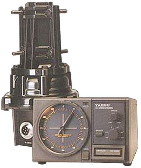 Rotator Yaesu yaesu g 2800dxc g 2800 dxc g2800dxc antenna rotator